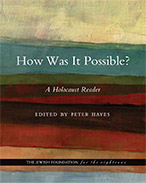 Book cover of How Was It Possible by Peter Hayes