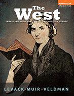 Book cover of The West by Ed Muir
