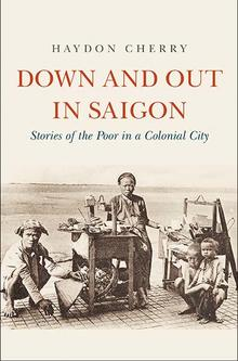Down and Out in Saigon cover