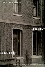 Book cover of Family Secrets by Deborah Cohen