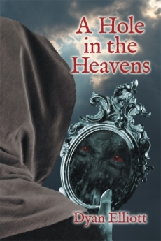 "Cover for ""A Hole in the Heavens"""