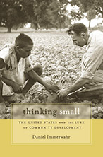 Book cover of Thinking Small by Daniel Immerwahr