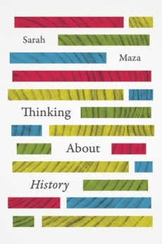 "Cover for ""Thinking About History"""